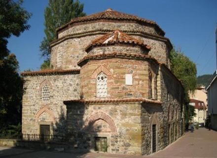 джамията-дупница