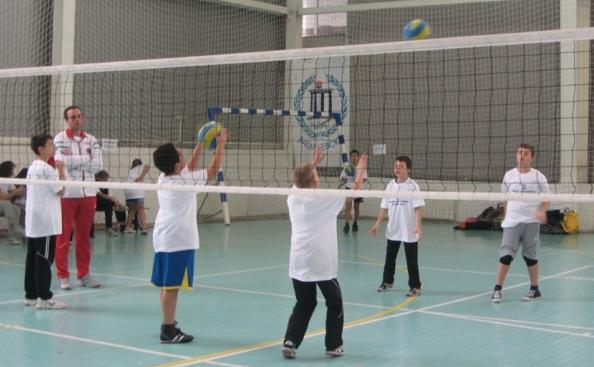 пролетни спортни ученически игри