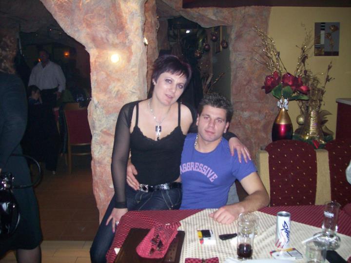 Павел Фалшивия и съпругата му Бойка