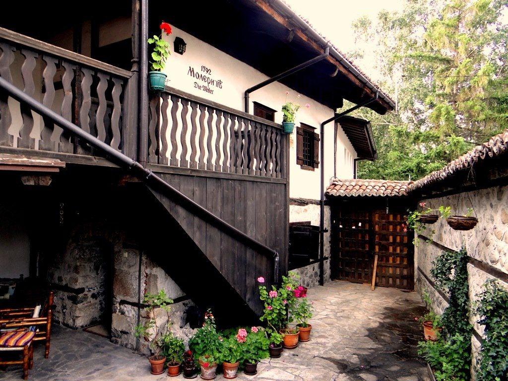Молеровата къща в Банско