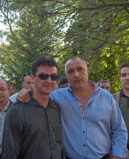 Никола Джингаров е един от ветераните на ПП ГЕРБ - Гоце Делчев!